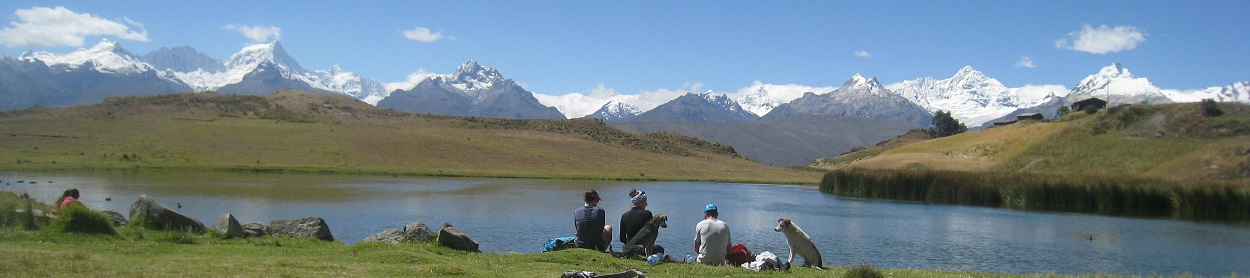 huaraz day hikes tours