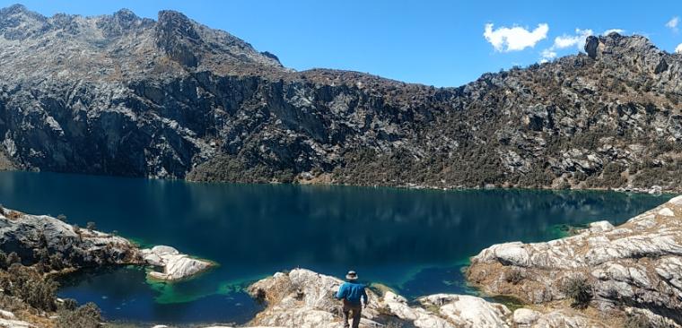 Churup Lake Hike