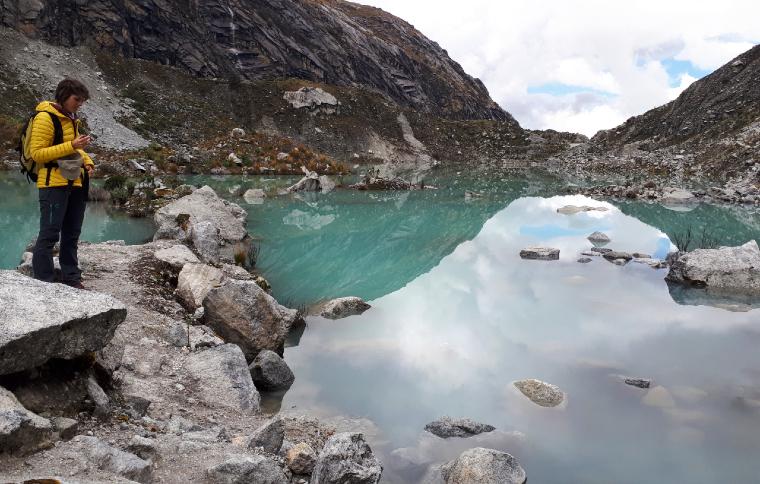 Llaca Lake Trek