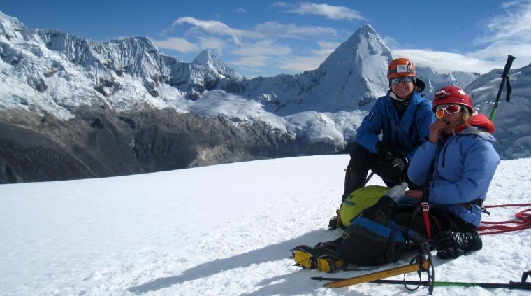 Nevado Pisco Climbing