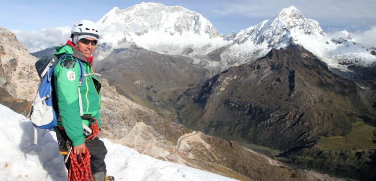 mateo peak climbing
