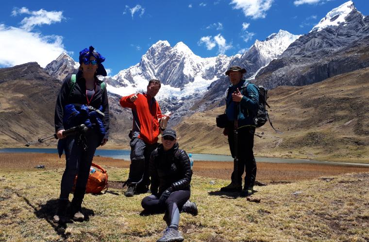 huayhuash treks