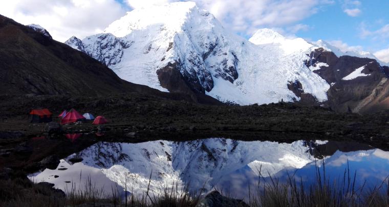 pucaranra mountain