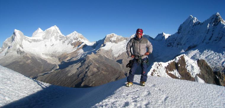 yanapaccha mountain climbing