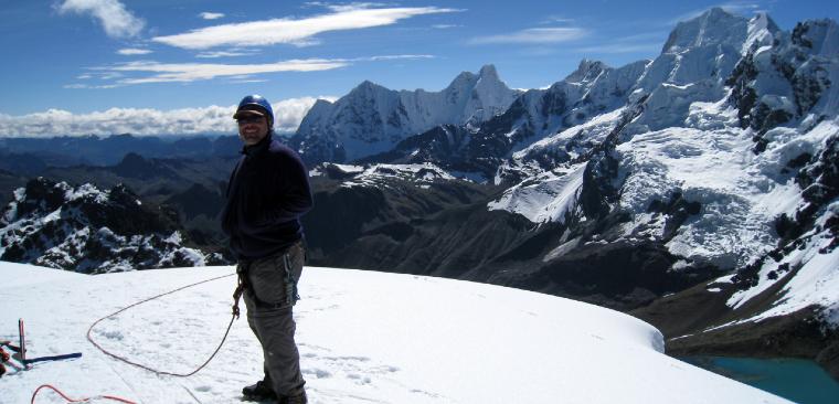 diablo mudo mountain climb