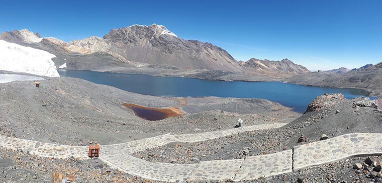 glaciar pastoruri tour